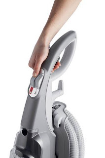 hoover max extract fingertip controls