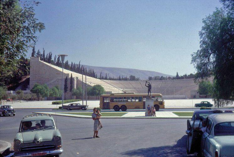 Σταδιο Αθηνα 1960
