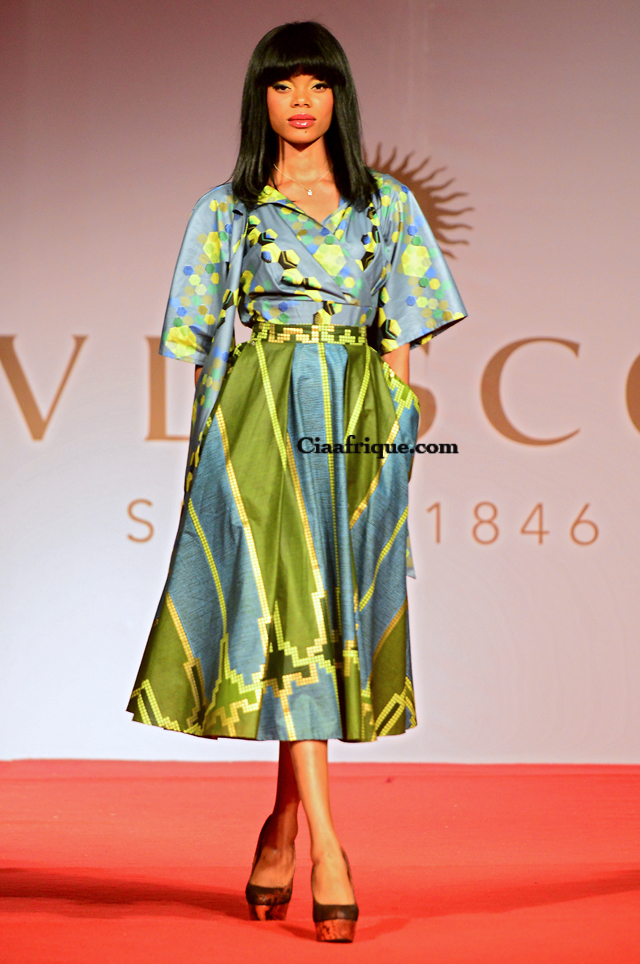Vlisco Fashion Show