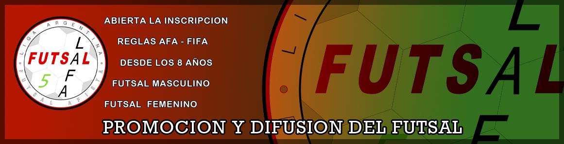 PROMOCION   Y   DIFUSION   DEL   FUTSAL