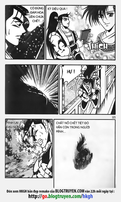 Hiệp Khách Giang Hồ - Hiệp Khách Giang Hồ Chap 052 - Pic 17