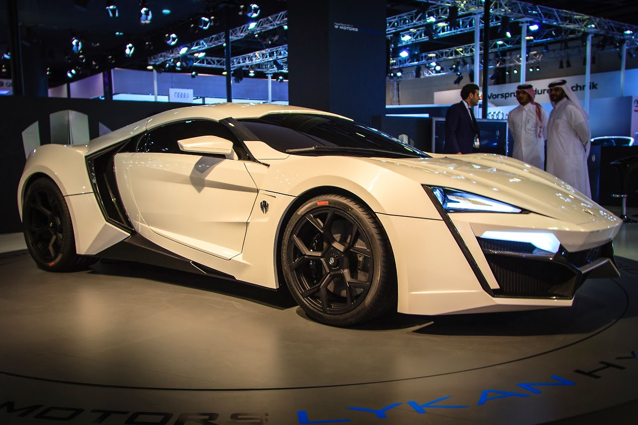 Green Energy Holding Lykan Hypersport Is The First