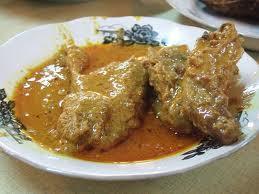 Opor Ayam Spesial Rumah Makan Padang Sederhana