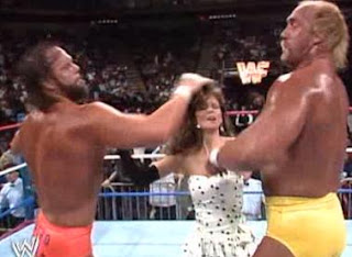 WWF / WWE ROYAL RUMBLE 1989 Mega Powers EXPLODE!