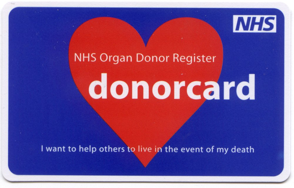 The question of organ donation