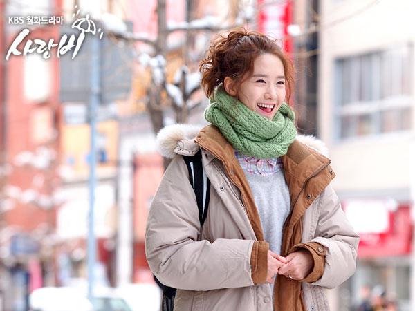 Yoona Love Rain Kiss Dramas Coreanos Online...