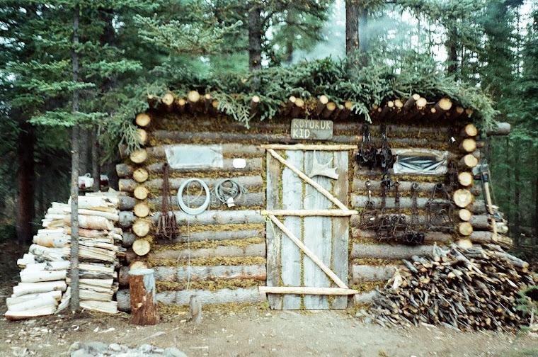 Koyukuk Cabin