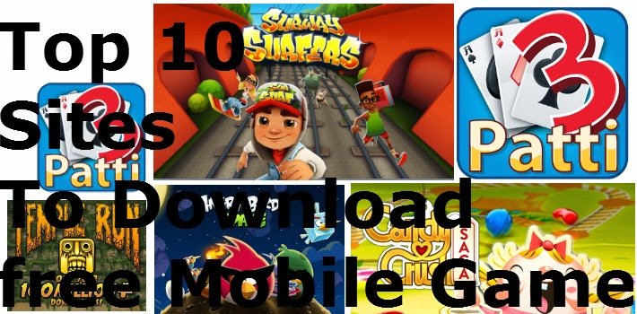 android hd games free  sites