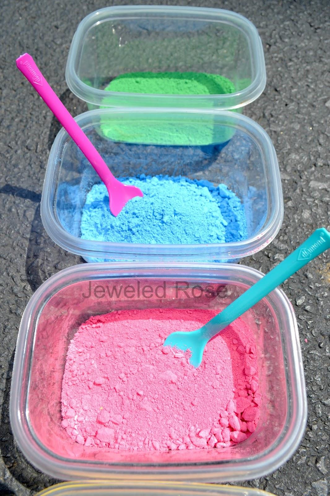 homemade powder paint recipe growing a jeweled rose bloglovin