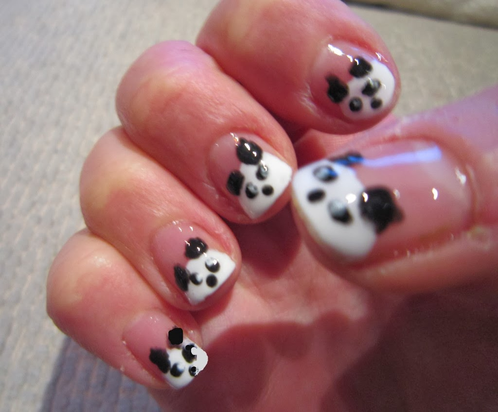 new cute nail designs for short