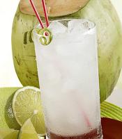 Limonada com Água de Coco (vegana)
