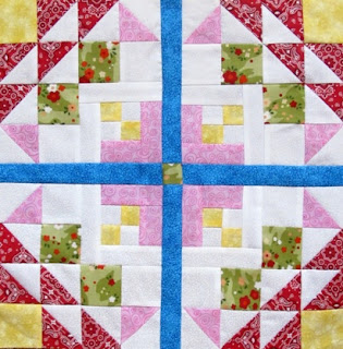 Golden Eye Quilt Pattern Book digital download