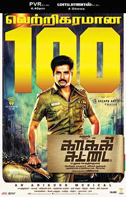 Kaaki Sattai 2018 Hindi Dubbed 300MB Movie HDRip 480p