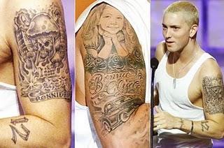 Male Celebrity Wrist Tattoos