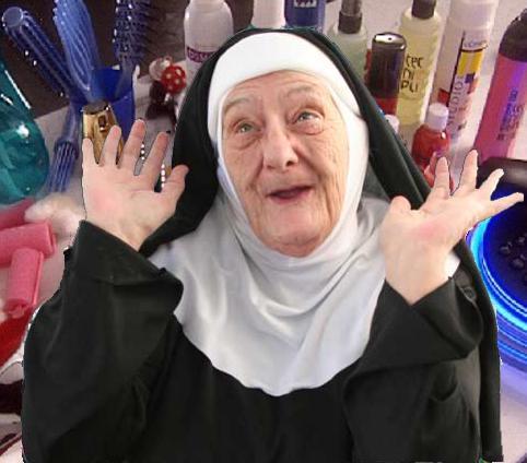 La Monja Y Su Perico Chistes Para Cristianos