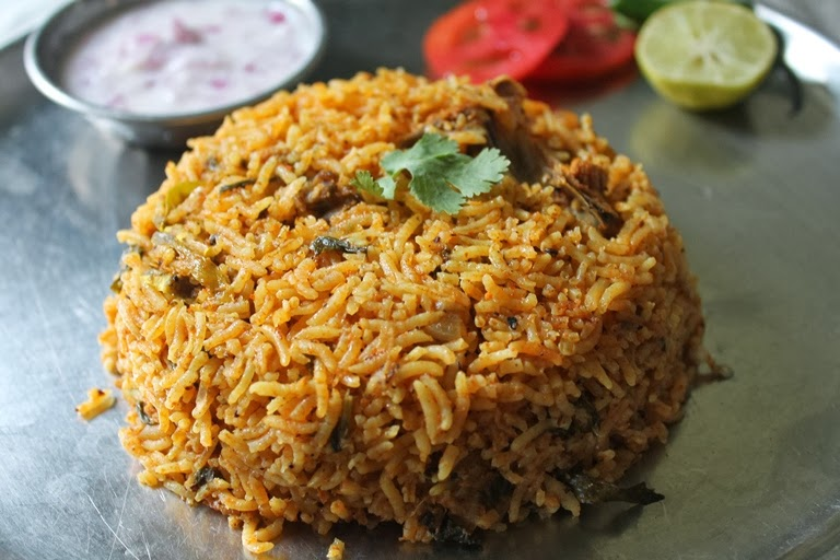 how to prepare jeera rice in tamil