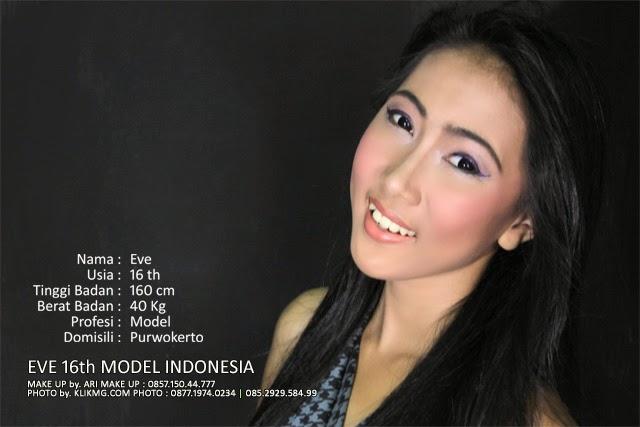 klikmg.com fotografer prewedding / wedding :: EVE - 16th Model Indonesia :: Make Up oleh : ARI Rias Pengantin :: Foto oleh : KLIKMG Fotografi - Fotografer Purwokerto   Tanggal Pemotretan : 29 Juni 2014   Lokasi Pemotretan : Studio KLIKMG Fotografi   Model : Eve - Body Stats : 160 cm / 40 Kg   Domisili Model : Purwokerto