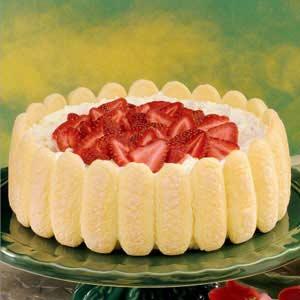 Freakin' Fantastic Food Fun: Pineapple Strawberry Cheesecake