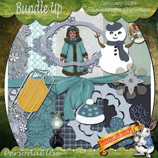 Mid January Notes & Challenge Kit