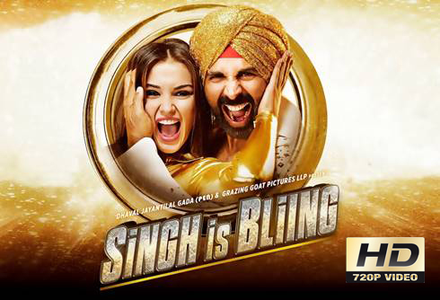 Singh is Bling Watch Online Full Movie