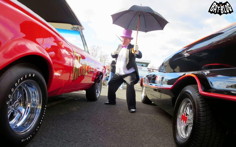 1966 Lincoln Futura Batmobile by Barris Kustom custum superhero ...