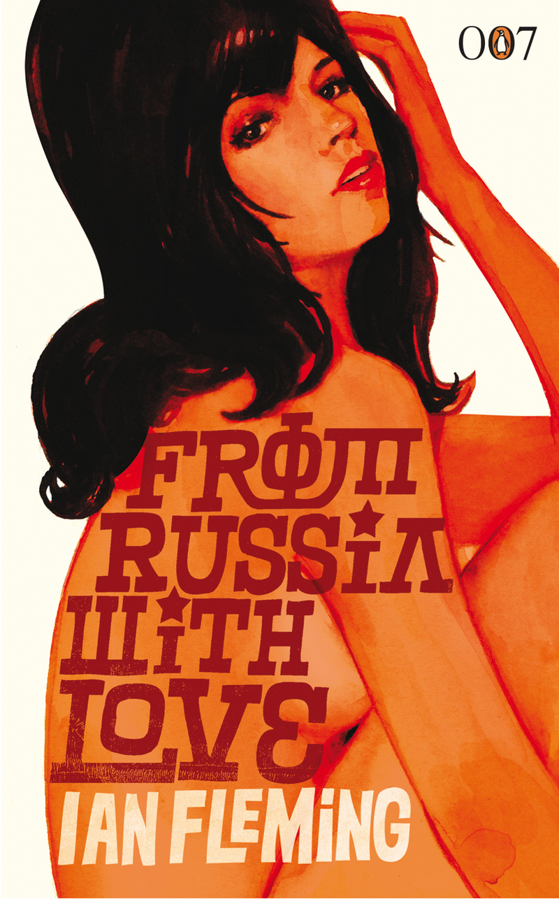 ... of dreams-inspired by freedom: From Russia with Love - Ian Fleming