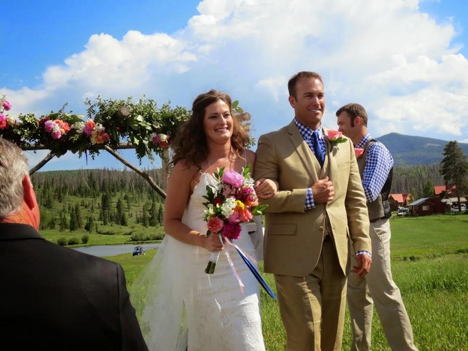 Colorado Wedding, Midnight Ranch