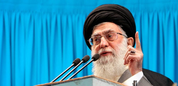 Khamenei: Pihak Asing Menyulut Pergolakan Iran