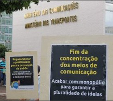 Fim da concentrao dos meios de comunicao