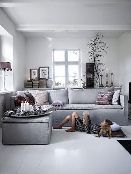 Aranżacja wnętrze w stylu skandynawskim