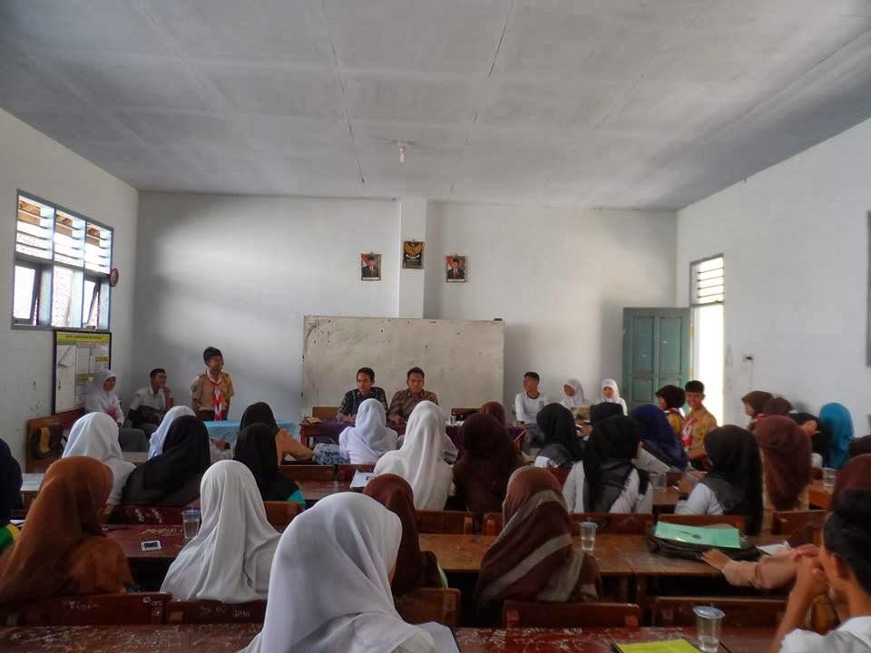 OSIS MA MII Al-Hikmah Cidangiang Gelar MPK