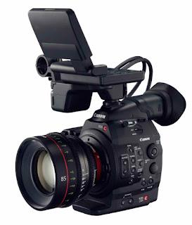 Kelebihan Canon EOS C500