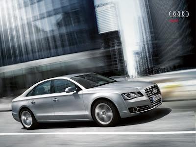 Audi A8 D5 2016 : La prochaine A8 disposera de la propulsion