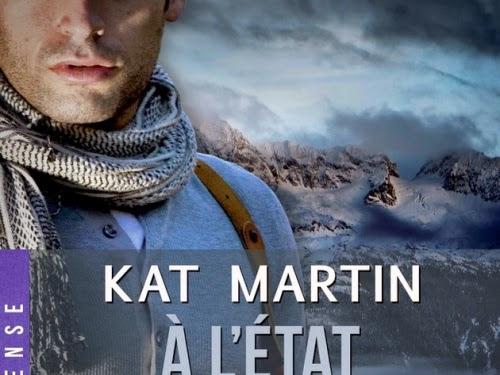 Meurtres en Alaska, tome 2 : A l'état brut de Kat Martin