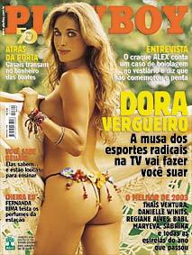 Dora Vergueiro nua