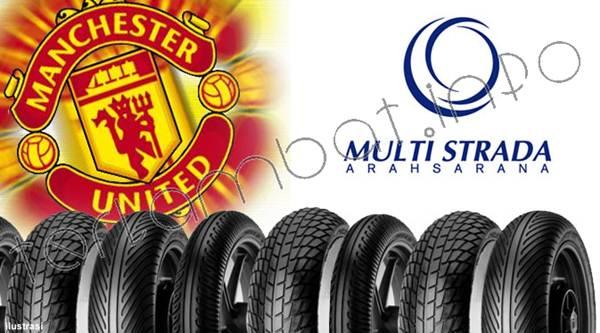 Manchester United dan PT Multistrada Arah Sarana Tbk (MASA)