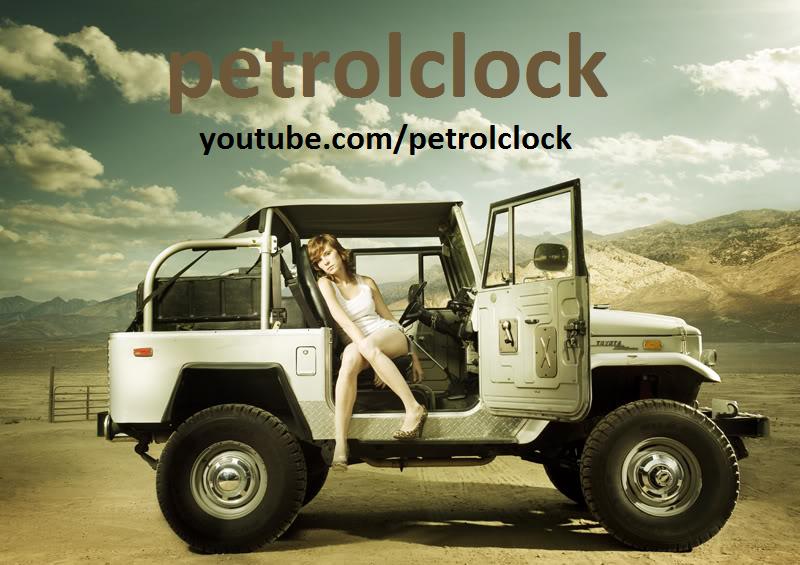 PetrolClock