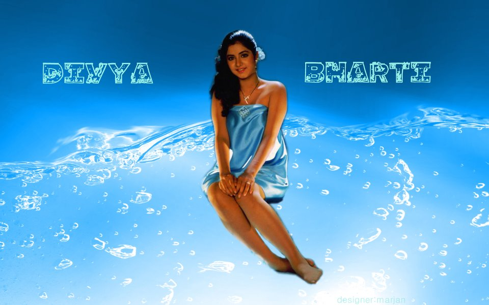 Divya Bharti Hot Image