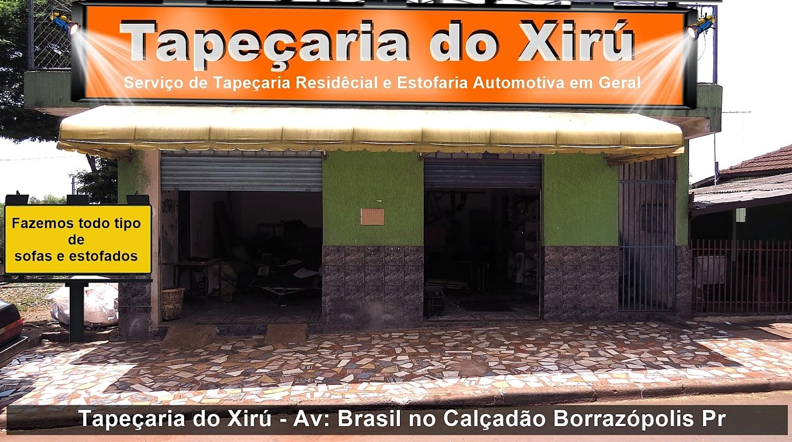Tapeçaria do Xirú de Borrazópolis