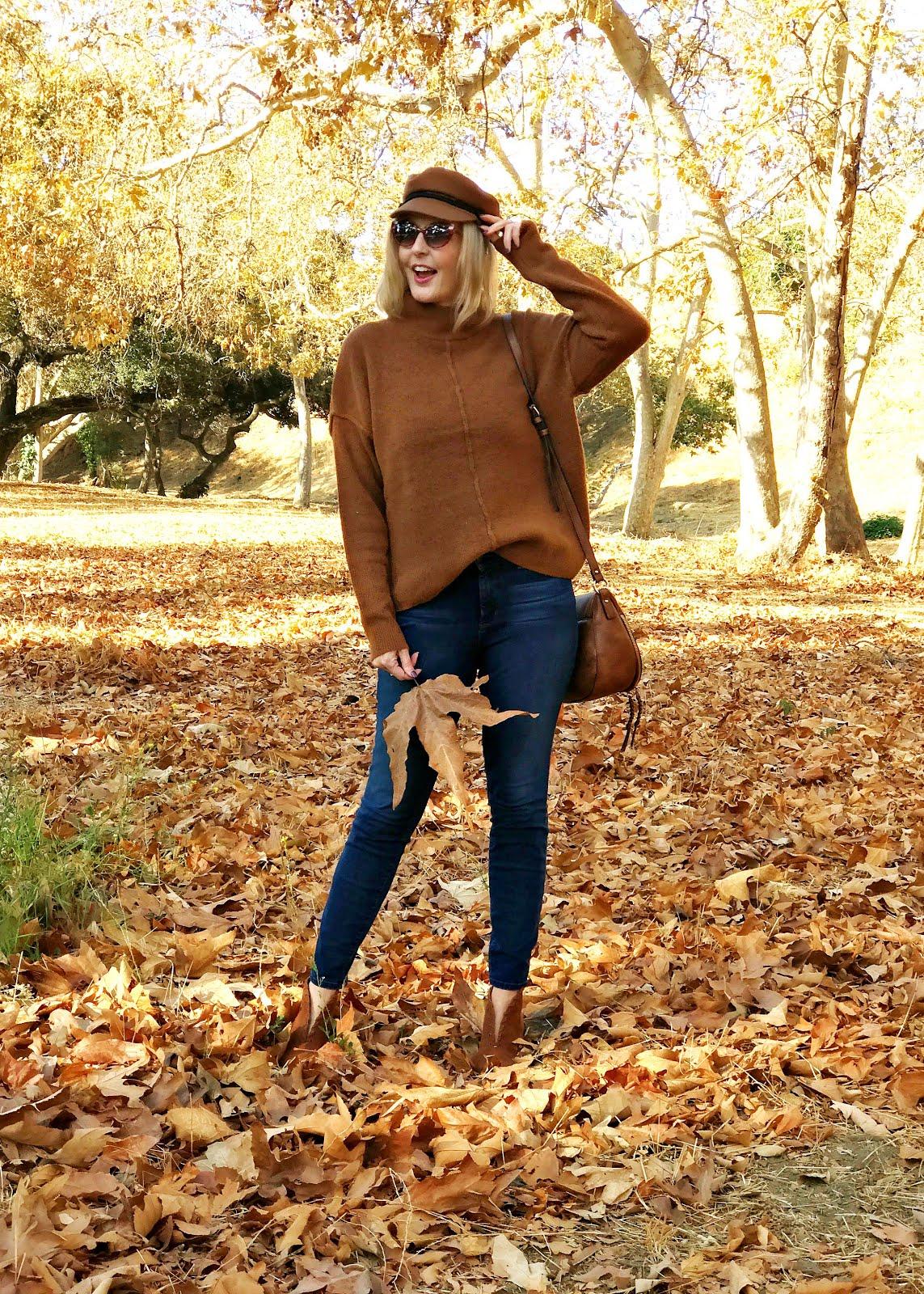 Fall Leaves & Fall Back