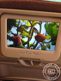 Garuda Indonesia In Flight Entertainment Review