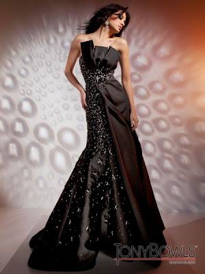 Tony Bowls 2013 - Prom Kleider  in schwarz