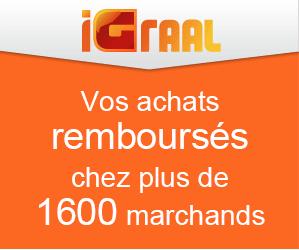 Igraal plus de 1600 marchands partenaires