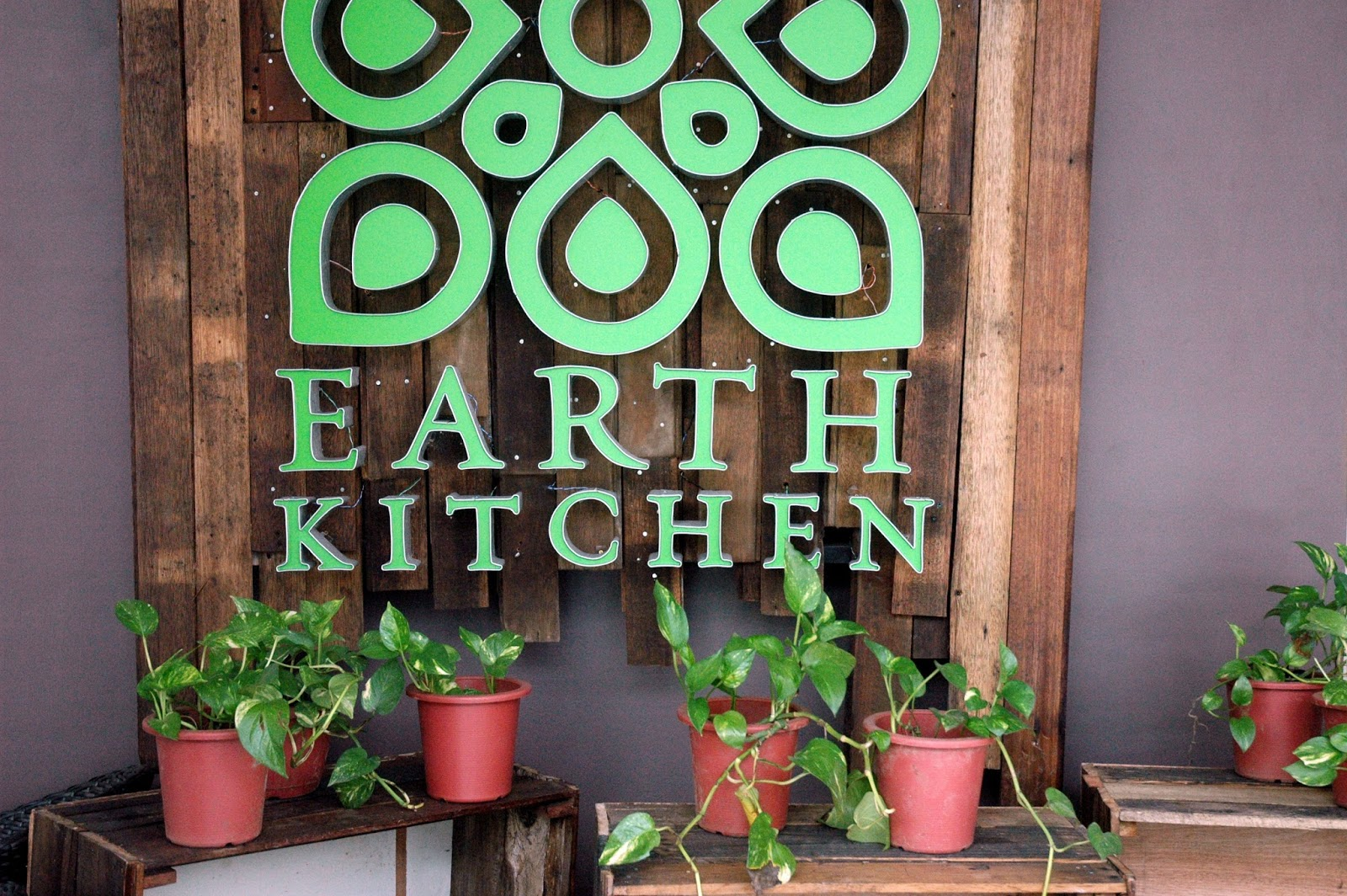 Dude For Food Real Fresh And Clean Flavors At Earth Kitchen
