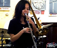 Jacqueline Chia, Delicate Touch on Trombone
