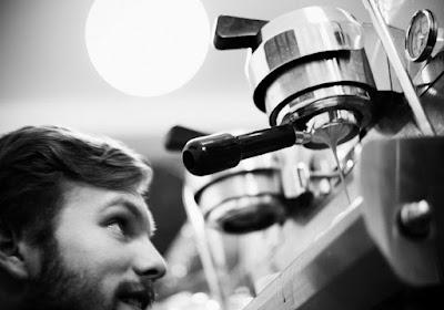Coffee barista 2