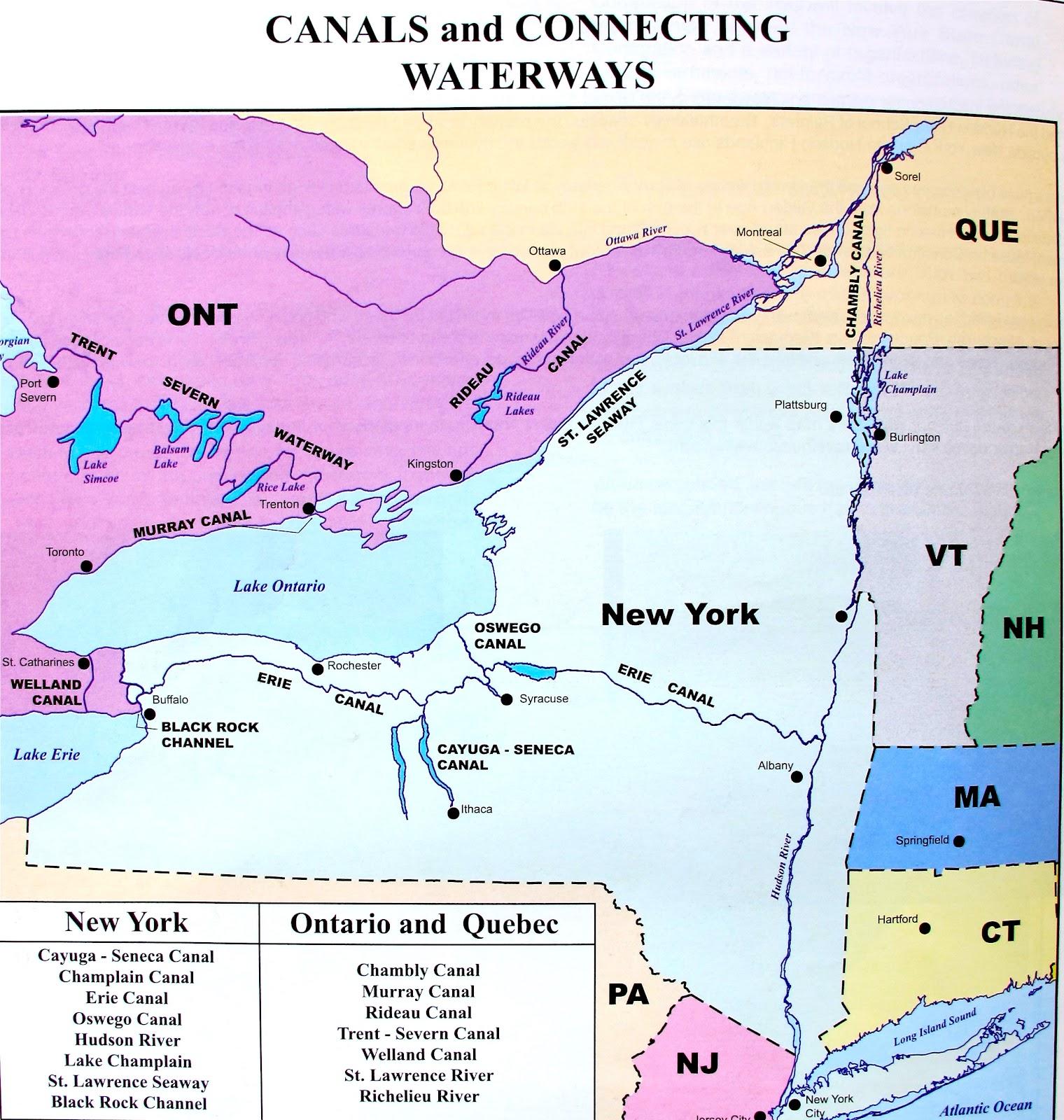 Cruising Morning Star Up The Hudson River - New york map hudson river