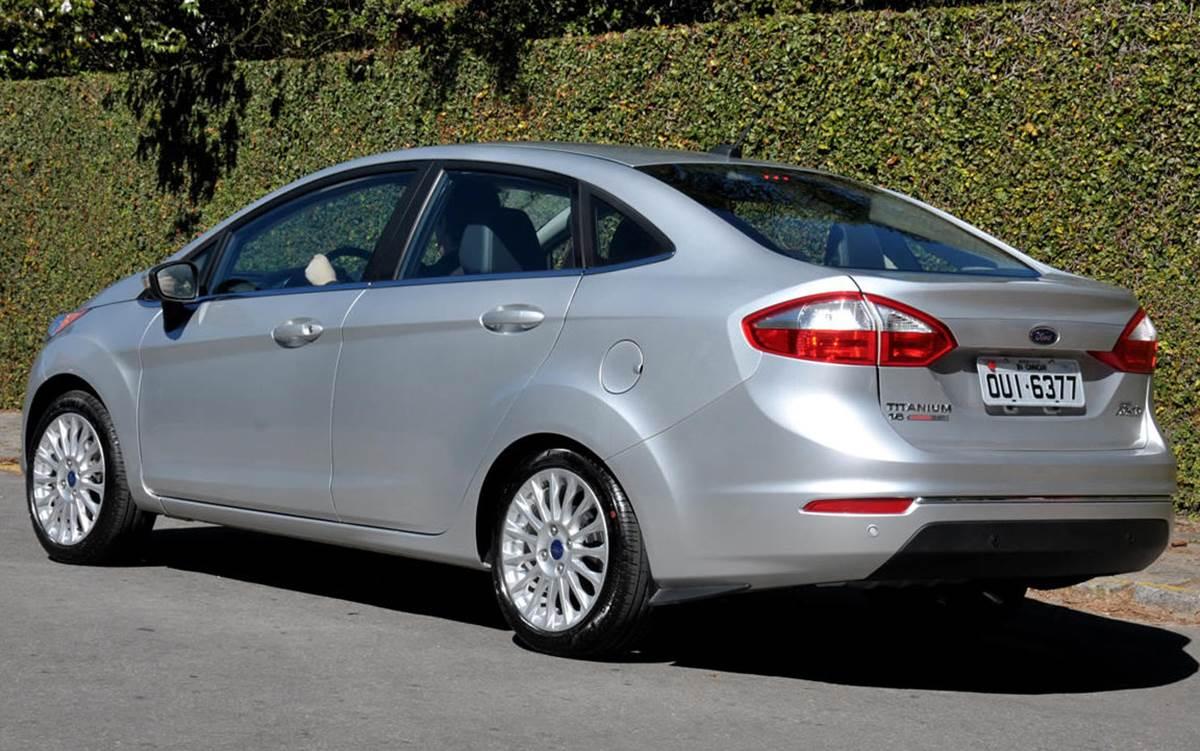 New Fiesta Sedan 2014: preço e lista de equipamentos | CAR.BLOG.BR