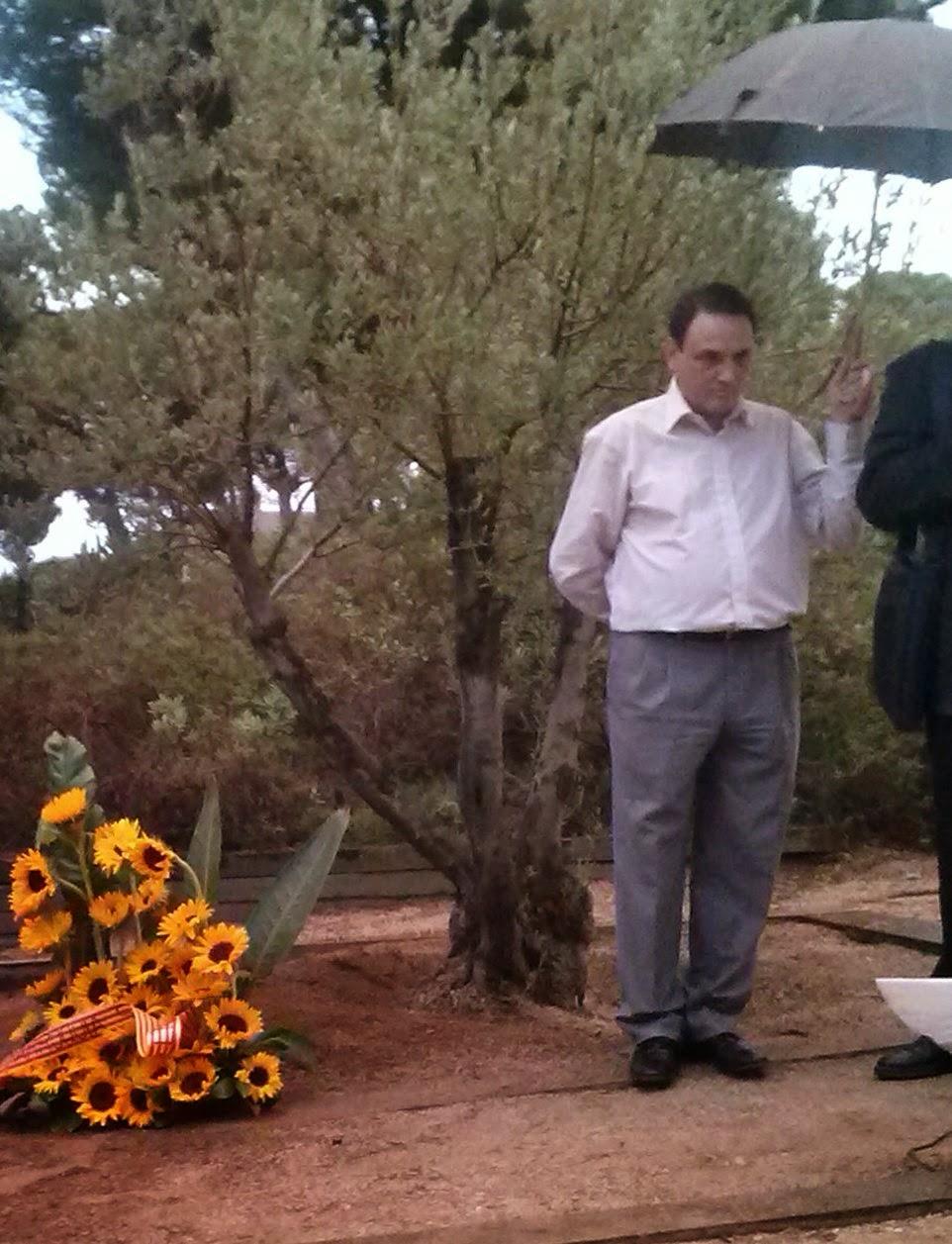 Mn. JOSEP LLUÍS MUÑOZ GARCÍA. Nou Rector de la parròquia des del 28.9.14.
