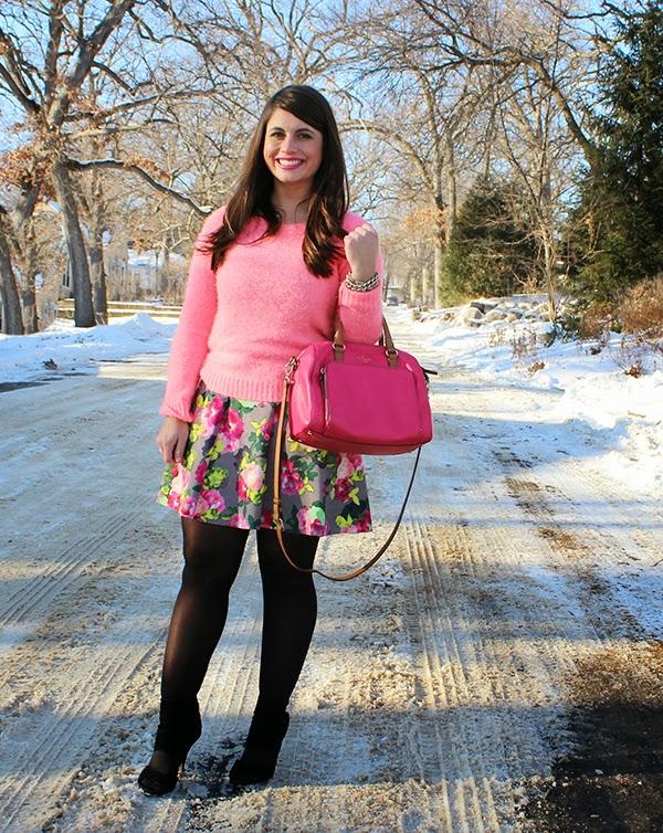La Petite Fashionista: Fresh Florals
